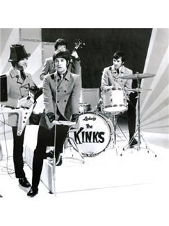 The Kinks: Sitting In My Hotel Digital Sheet Music | Lyrics & Chords