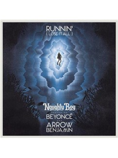 Naughty Boy: Runnin' (Lose It All) (feat. Beyonce & Arrow Benjamin) Partition Digitale | Piano, Chant et Guitare