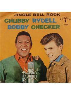 Chubby Checker: Jingle Bell Rock Digital Sheet Music | Beginner Piano