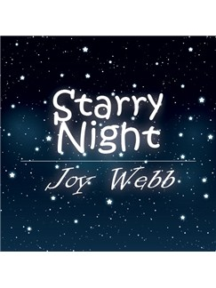 Joy Webb: (It Was On) A Starry Night Digitale Noder | Klaver, sang og guitar (højrehåndsmelodi)