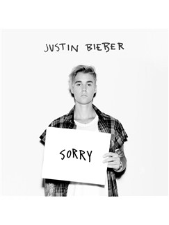 Justin Bieber: Sorry (piano version) Digital Sheet Music | Piano, Vocal & Guitar
