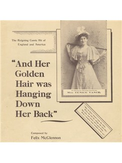 Felix McGlennon: And Her Golden Hair Was Hanging Down Her Back Digital Sheet Music | Piano, Vocal & Guitar (Right-Hand Melody)