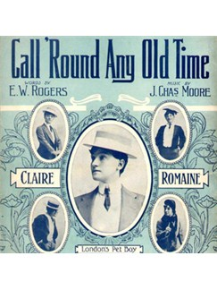 Victoria Monks: Call Round Any Old Time Digital Sheet Music | Piano, Vocal & Guitar (Right-Hand Melody)