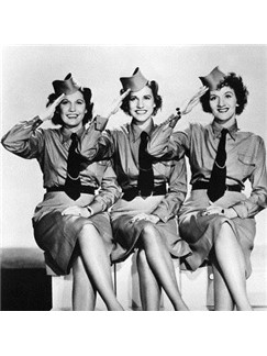 The Andrews Sisters: I Want My Mama (Mama Yo Quiero) Digital Sheet Music | Piano, Vocal & Guitar (Right-Hand Melody)