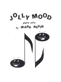 Mark Nevin: Jolly Mood Digital Sheet Music | Easy Piano