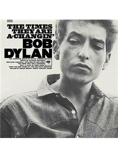 Bob Dylan: The Times They Are A-Changin' Digital Sheet Music | Banjo Lyrics & Chords