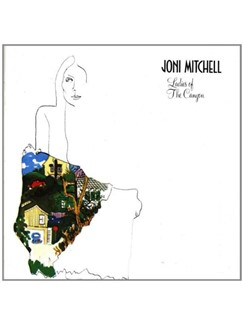 Joni Mitchell: The Circle Game Digital Sheet Music | Banjo Lyrics & Chords