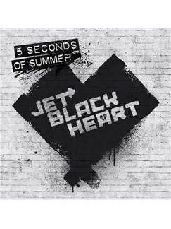 5 Seconds of Summer: Jet Black Heart (Start Again) Digital Sheet Music | Piano, Vocal & Guitar (Right-Hand Melody)