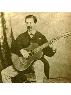 Julian Arcas: Los Panaderos, Bolero Digital Sheet Music | Guitar (Classical)