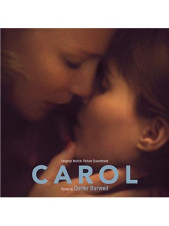 Carter Burwell: The Letter (from 'Carol') Digital Sheet Music | Piano