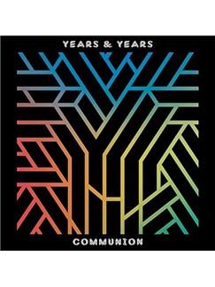 Years & Years: Eyes Shut Digital Sheet Music | Easy Piano