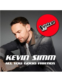 Kevin Simm: All You Good Friends Digital Sheet Music | Piano, Vocal & Guitar