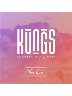 Kungs vs Cookin' on 3 Burners: This Girl Digital Sheet Music | Piano, Vocal & Guitar (Right-Hand Melody)