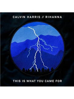 Calvin Harris: This Is What You Came For (feat. Rihanna) Digital Sheet Music | Piano, Vocal & Guitar (Right-Hand Melody)