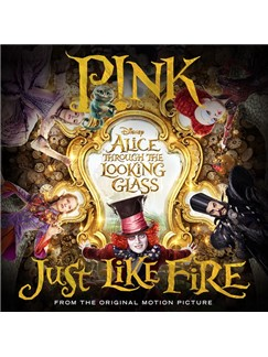 Pink: Just Like Fire Digital Sheet Music | Piano, Vocal & Guitar (Right-Hand Melody)