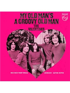The Valentines: My Old Man's A Groovy Old Man Digital Sheet Music | Piano, Vocal & Guitar (Right-Hand Melody)