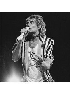 Rod Stewart: Born Loose Digital Sheet Music | Piano, Vocal & Guitar (Right-Hand Melody)