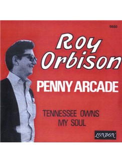 Roy Orbison: Penny Arcade Digital Sheet Music | Piano, Vocal & Guitar (Right-Hand Melody)