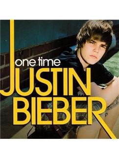 Justin Bieber: One Time Digital Sheet Music | Beginner Piano