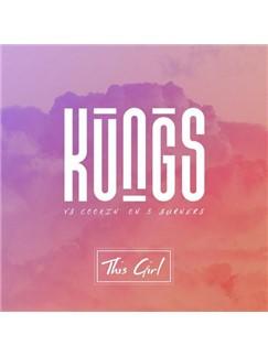 Kungs vs Cookin' on 3 Burners: This Girl Digital Sheet Music | Beginner Piano