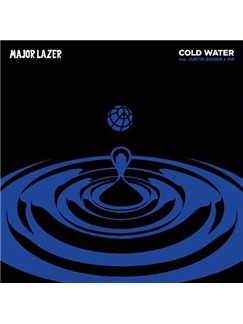 Major Lazer: Cold Water (feat. Justin Bieber & MØ) Digital Sheet Music | Easy Piano