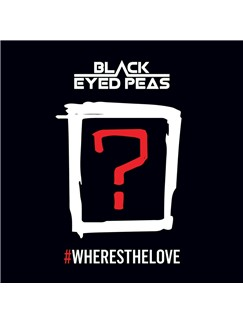 The Black Eyed Peas: #WHERESTHELOVE (feat. The World) Digital Sheet Music | Piano, Vocal & Guitar (Right-Hand Melody)