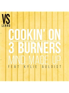 Cookin' on 3 Burners: Mind Made Up Digital Sheet Music | Piano, Vocal & Guitar (Right-Hand Melody)