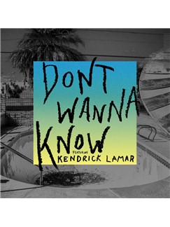 Maroon 5: Don't Wanna Know (feat. Kendrick Lamar) Digital Sheet Music | Piano, Vocal & Guitar (Right-Hand Melody)