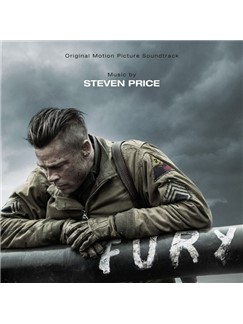 "Steven Price: Wardaddy Piano Theme (from ""Fury"") Digital Sheet Music 