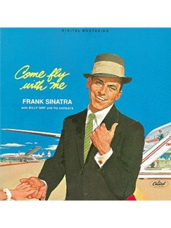 Frank Sinatra: Come Fly With Me Digital Audio | Vocal Backing Track