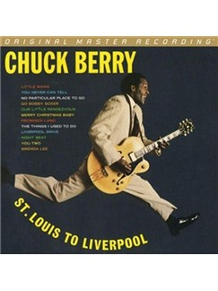 Chuck Berry: Johnny B. Goode Digital Audio | Vocal Backing Track