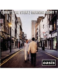 Oasis: She's Electric Digital Audio | Vocal Backing Track