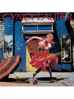 Cyndi Lauper: Time After Time Digital Audio | Vocal Backing Track