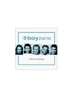 Boyzone: No Matter What (from Whistle Down The Wind) Digital Audio | Vocal Backing Track