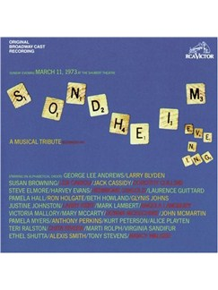 Stephen Sondheim: Being Alive (from Company) Digital Audio | Vocal Backing Track