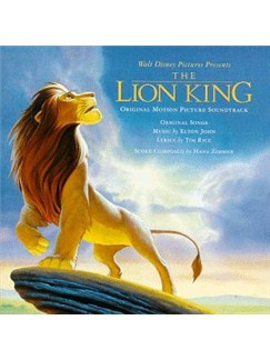 Elton John: Can You Feel The Love Tonight (from The Lion King) Digital Audio | Piano Backing Track
