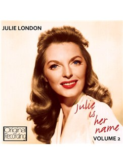 Julie London: Cry Me A River Digital Audio | Vocal Backing Track