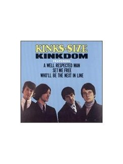 The Kinks: All Day And All Of The Night Digital Audio | Vocal Backing Track