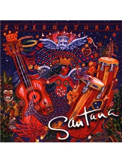 Santana: Primavera Digital Audio   Vocal Backing Track