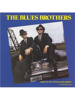 The Blues Brothers: Everybody Needs Somebody To Love Digital Audio | Vocal Backing Track