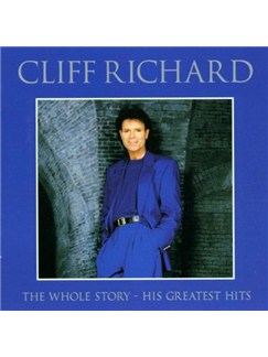 Cliff Richard: Mistletoe And Wine Digital Audio | Piano Backing Track