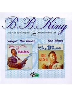 B.B. King: Woke Up This Morning Digital Audio   Guitar Backing Track