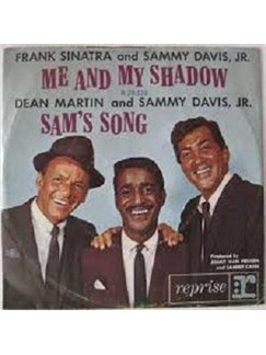 Dean Martin, Sammy Davis Jr Frank Sinatra: Me And My Shadow Digital Audio | Vocal Backing Track