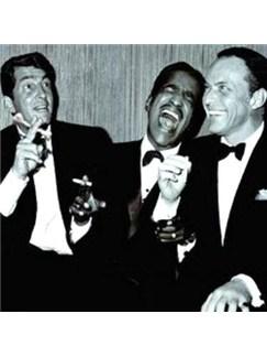 Dean Martin, Sammy Davis Jr Frank Sinatra: (Love Is) The Tender Trap Digital Audio | Vocal Backing Track