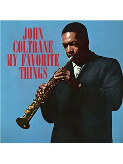 John Coltrane: My Favorite Things (from The Sound Of Music) Digital Audio | Guitar Backing Track