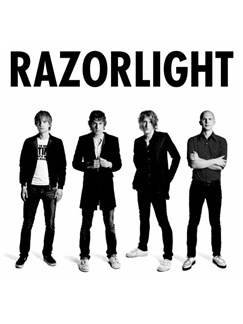 Razorlight: Back To The Start Digital Audio | Bass Backing Track