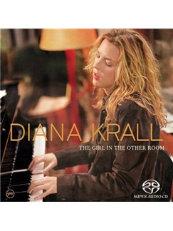 Diana Krall: Almost Blue Digital Audio | Piano Backing Track