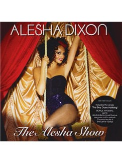 Alesha Dixon: The Boy Does Nothing Digital Audio | Vocal Backing Track