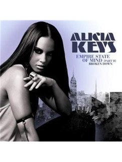 Alicia Keys: Empire State Of Mind (Part II) Broken Down Digital Audio | Piano Backing Track