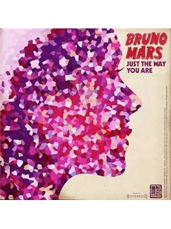 Bruno Mars: Just The Way You Are Digital Audio | Vocal Backing Track